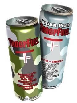 Troopfuel Energy Drink