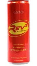 USANA Rev3 Energy Drink