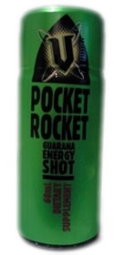 V Pocket Rocket Energy Shot