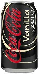 Vanilla Coke Zero