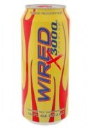 Wired X 3000 Energy Drink