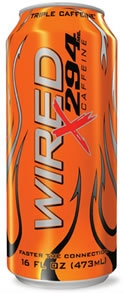 Wired X294 Energy Drink