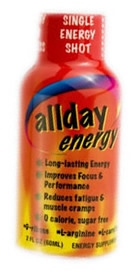 AllDay Energy Shot