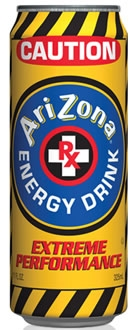Arizona Caution Energy Drink