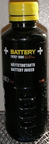 Battery Juiced Energy Drink