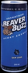 Beaver Buzz Energy Drink