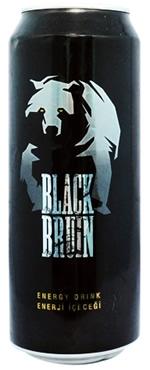 Black Bruin Energy Drink