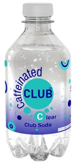 Caffeinated Club Soda