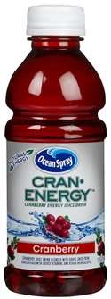 Cran Energy Juice