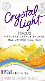 Crystal Light Focus