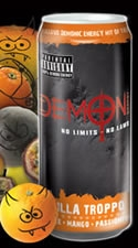 Demon Killa Troppo Energy Drink