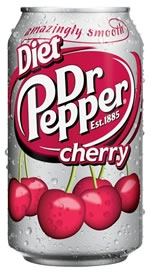 Diet Dr Pepper Cherry