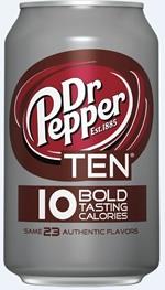 Dr Pepper 10