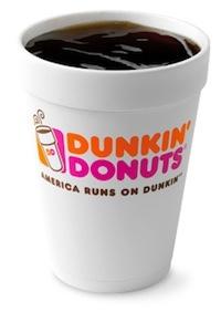 Dunkin' Donuts Brewed Coffee