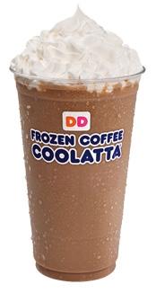 Dunkin' Donuts Coolatta