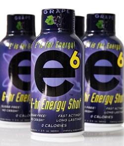 E6 Energy Shot