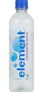 Element Caffeinated Water