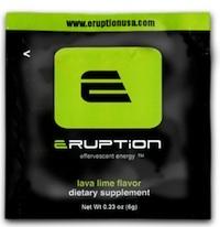 Eruption Effervescent Energy