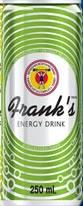 Frank's Energy Drink
