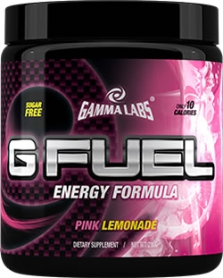 G Fuel Energy Drink Mix