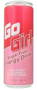 Go Girl Energy Drink