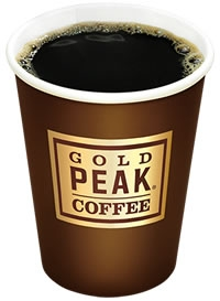 Gold Peak Coffee