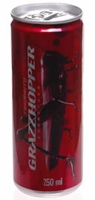 Grazzhopper Energy Drink