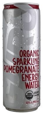 Guru Sparkling Energy Water
