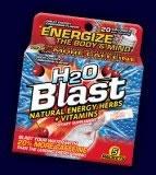 H20 Blast Energy Drink
