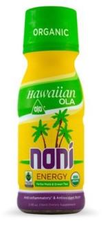 Hawaiian OLA Noni Energy Shot