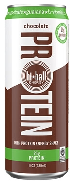 Hi Ball Protein Energy Shake