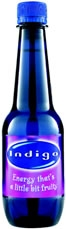 Indigo Energy Drink