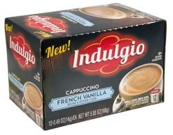Indulgio Cappuccino