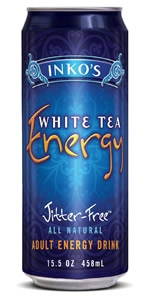 Inko's White Tea Energy
