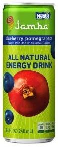 Jamba Juice Energy Drink