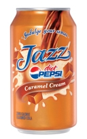 Jazz Caramel Cream