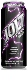 Jolt Cola Energy Drink