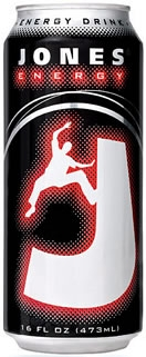 Jones Energy Drink
