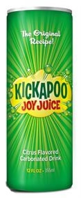 Kickapoo Soda: Joy Juice & Fruit Shine