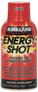 Kirkland Energy Shot