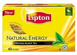 Lipton Natural Energy Tea