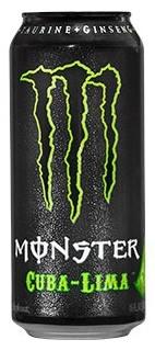 Monster Cuba Lima