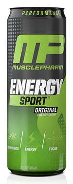 MusclePharm Energy Drink