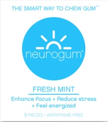Neurogum Nootropic Chewing Gum