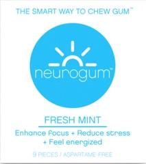 Neurogum Nootropic Chewing Gum