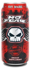 No Fear Energy Drink