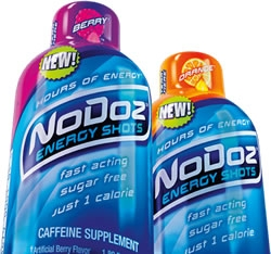 NoDoz Energy Shot