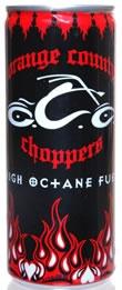 Orange County Choppers Energy Drink