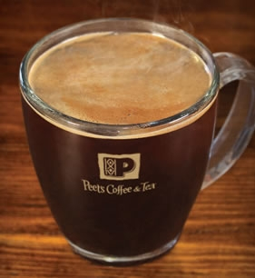 Peet's Caffe Americano