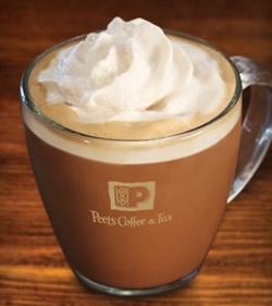 Peet's Caffe Mocha